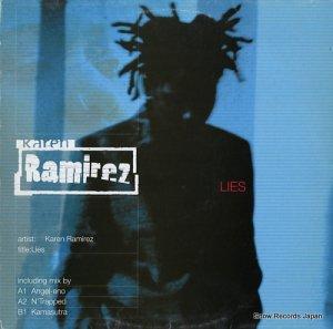 カレン・ラミレス - lies - BL023