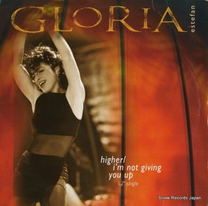 グロリア・エステファン - higher / i'm not giving you up - 4978476