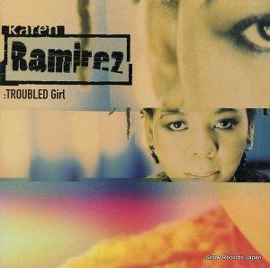 カレン・ラミレス - troubled girl - BL016
