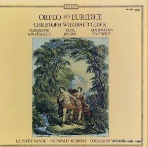 シギスヴァルト・クイケン - グルック:「オルフェオとエウリディーチェ」 - OX-1293-94-AG