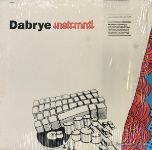 ダブリー - instrmntl - EASTDEV002