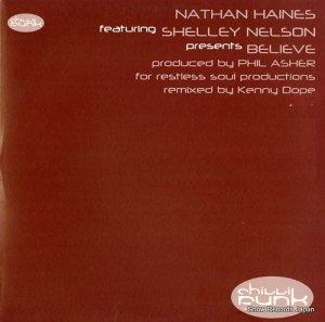 ネイサン・ヘインズ - believe - CF039