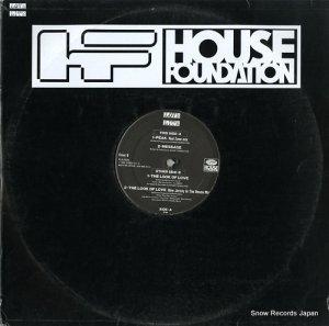 HOUSE FOUNDATION - house foundation - PCJA-00006