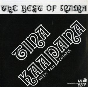 TINA KAAPANA / HUI OHANA - the best of mama - SP9040