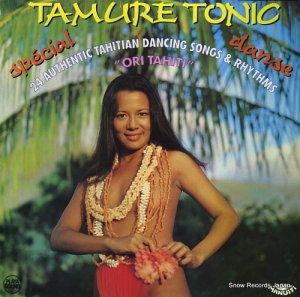 V/A - tamure tonic / ori tahiti - PLAYASOUND3048