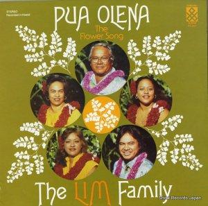 リム・ファミリー - pua olena the flower song - PS4920