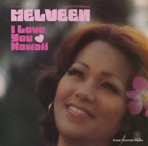 MELVEEN LEED - i love you hawaii - SL7036