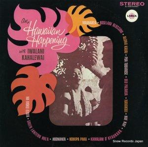 IWALANI KAHALEWAI - an hawaiian happeing with iwalani kahalewai - SL5029