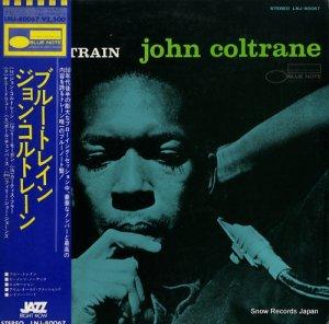 ジョン・コルトレーン - ブルー・トレイン - LNJ-80067