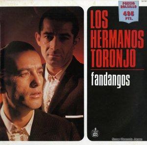 LOS HERMANOS TORONJO - fandangos - 130126