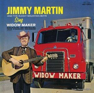 ジミー・マーティン - ジミー・マーティン・アンド・ザ・サニー・マウンテン・ボーイズ・シング - MCL-1080