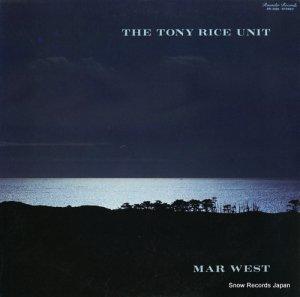 トニー・ライス - マー・ウエスト - AW-2080