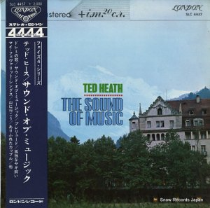 テッド・ヒース - サウンド・オブ・ミュージック - SLC4457