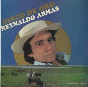REYNALDO ARMAS - disco de oro - LP-10.032