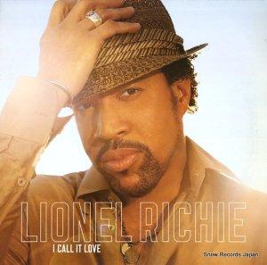 ライオネル・リッチー - i call it love - 0602517076853