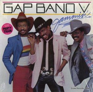 ザ・ギャップ・バンド - gap band v-jammin' - TE-1-3004