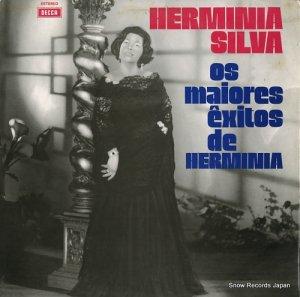HERMINIA SILVA - os maiores exitos de herminia - SLPDX1010