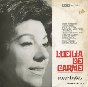 LUCILIA DO CARMO - recordacoes - SLPDP5004