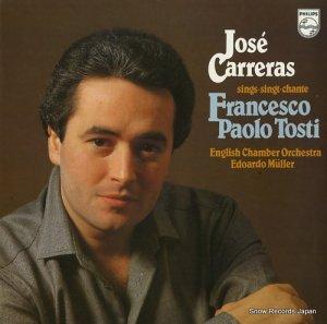ホセ・カレーラス - sings francesco paolo tosti - 9500743