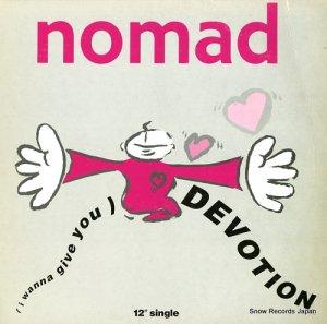 NOMAD - (i wanna give you) devotion - V-15733