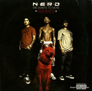 N.E.R.D - she wants to move - 7243-5-48394-1-2