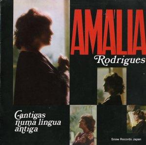 アマリア・ロドリゲス - cantigas numa lingua antiga - 8E07240447