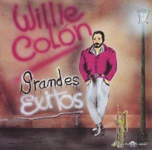 ウィリー・コロン - grandes exitos - LPS-2001