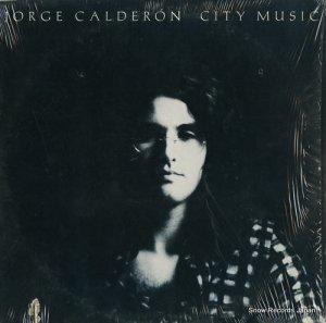 ホルヘ・カルデロン - city music - BS2904