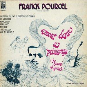 フランク・プゥルセル - amour, danse et printemps / the sound of spring - 3C064-15565