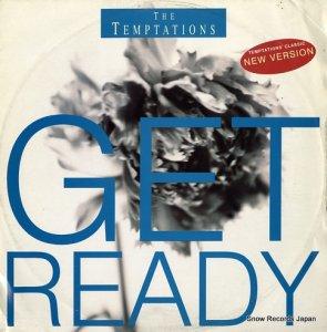テンプテーションズ - get ready - TMGX1405/860027-1