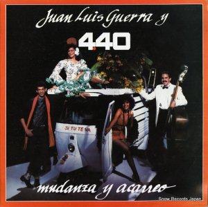 JUAN LUIS GUERRA Y 4.40 - mudanza y acarreo - K91/LPK91