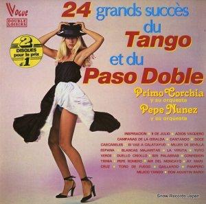 V/A - 24 grands succes du tango et du paso doble - 400615/CLVLX.615