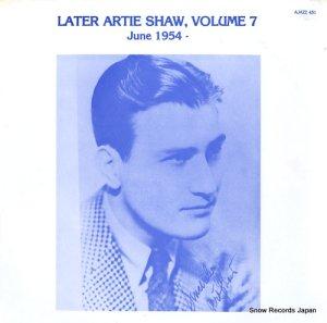 アーティ・ショウ - volume 7 / june 1954 - AJAZZ451