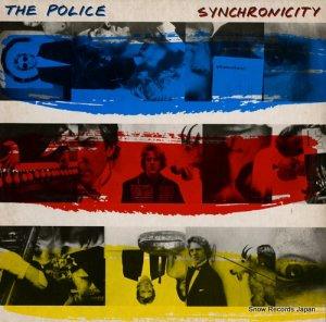 ザ・ポリス - synchronicity - SP-3735