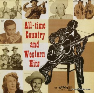 V/A - all-time country and western hits - SING537
