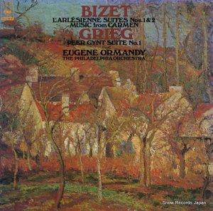 ユージン・オーマンディ - ビゼー:「アルルの女」第1・2組曲/オペラ「カルメン」の音楽 - 20AC1509
