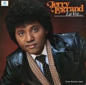 JERRY LEGRAND - la voz... - DCS-1102