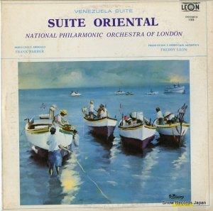 NATIONAL PHILHARMONIC ORCHESTRA OF LONDON - venezuela suite / suite oriental - 1105