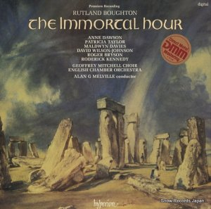 ALAN G. MELVILLE - boughton; the immortal hour - A66101/2