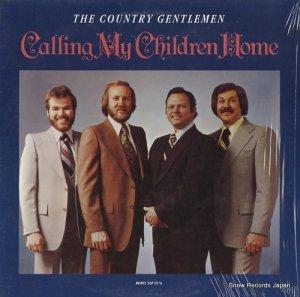 カントリー・ジェントルメン - calling my children home - SLP1574