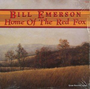 ビル・エマーソン - home of the red fox - REB-1651