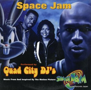 QUAD CITY DJ'S - space jam - 0-85454