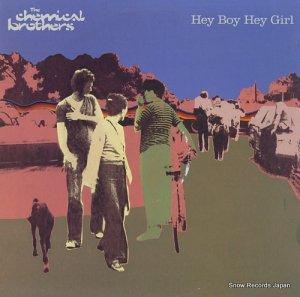 ケミカル・ブラザース - hey boy hey girl - ASW6267-6