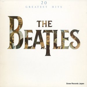 ザ・ビートルズ - 20 greatest hits - SV-12245