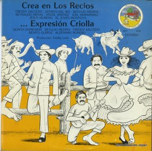 V/A - crea en los recios / expresion criolla - HC-4057/HC-4058
