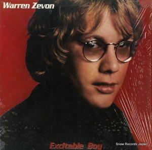 ウォーレン・ジヴォン - excitable boy - 6E-118