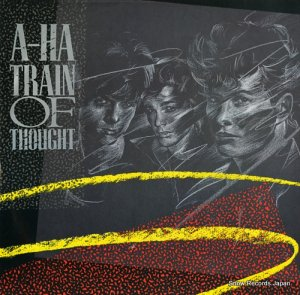 A-HA - train of thought - W8736T/920455-0
