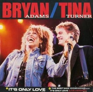 ブライアン・アダムス/ティナ・ターナー - it's only love - AMY285