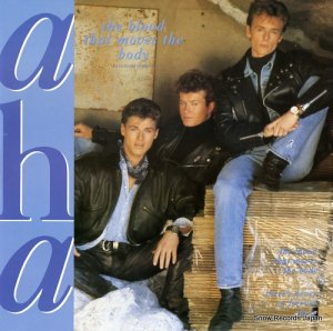 A-HA - the blood that moves the body(extended version) - W7840T/920979-0