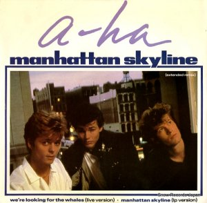 A-HA - manhattan skyline (extended version) - W8405T/920642-0